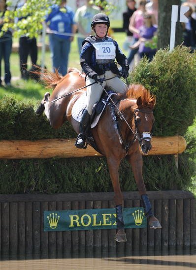 Rolex 3-Day Event Cross Country